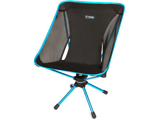 Helinox Swivel Silla, black/blue